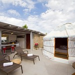 Lanzarote Retreats Eco Chic Yurt