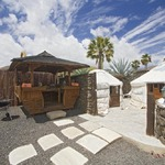 Lanzarote Retreats Eco Twin Yurt