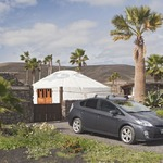 Lanzarote Retreats Eco Yurt Suite