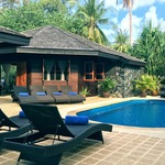 Koh Jum Beach Villas 4 Bed Beach Pool Villa