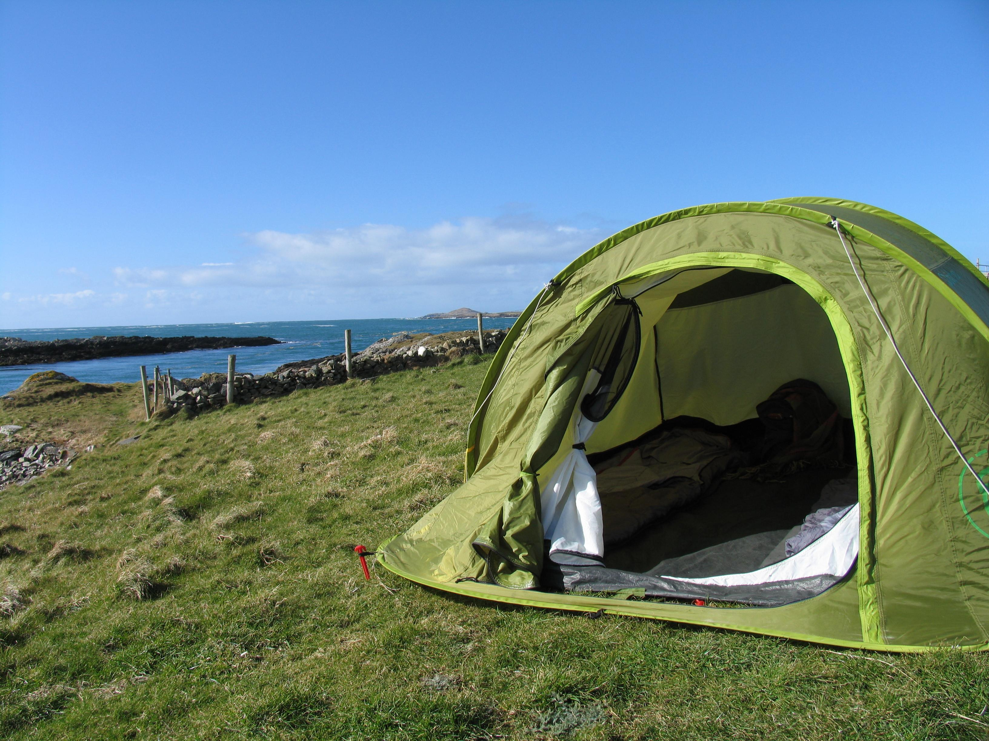 Clifden Eco Beach Tent Hire