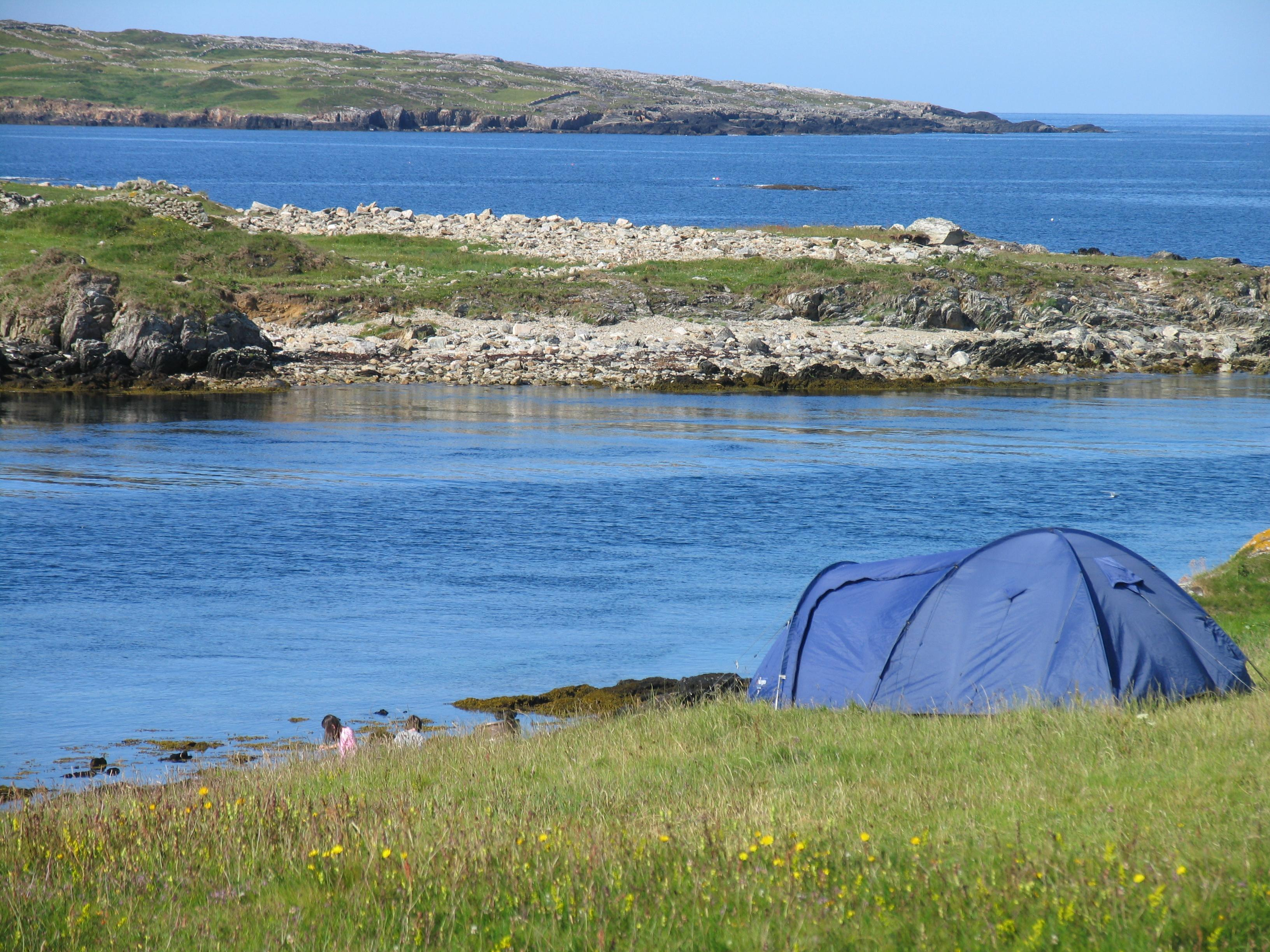 Clifden Beach Family Pitch