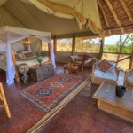 Simba Luxury Tented Suite