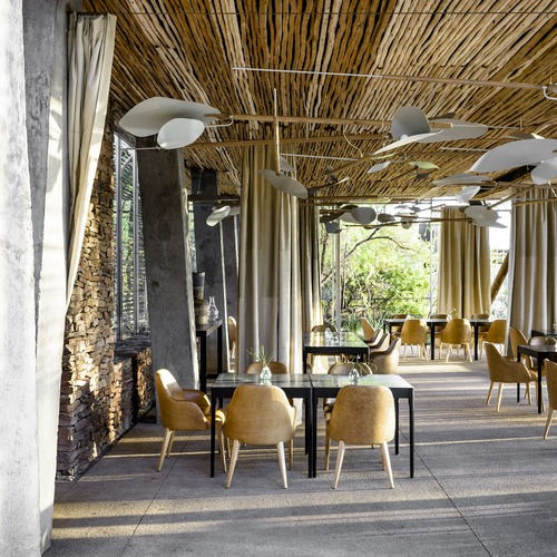 Singita Lebombo Lodge Dining