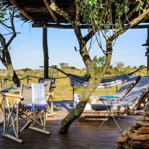 Singita Faru Faru Lodge Decking