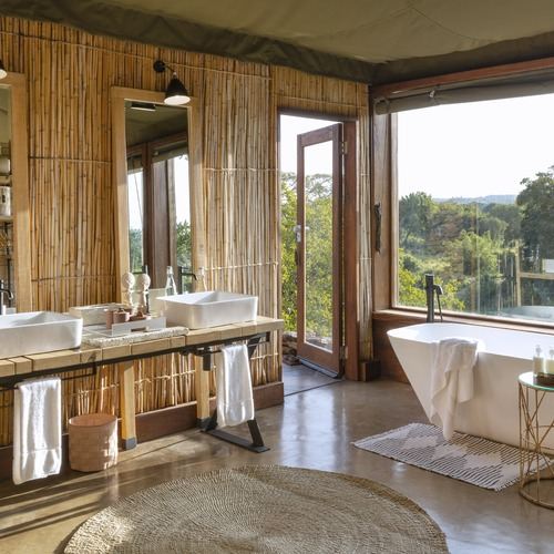 Singita Faru Faru Lodge En-suite Views
