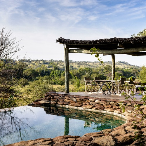 Singita Faru Faru Lodge Pool & Decking