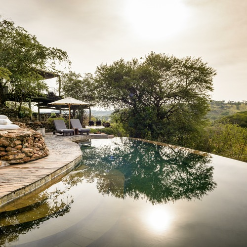 Singita Faru Faru Lodge Pool