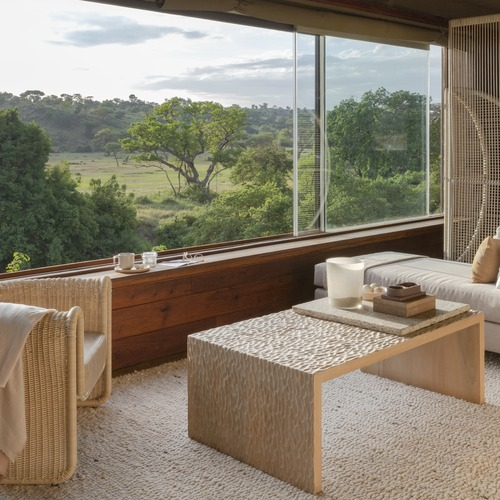 Singita Faru Faru Lodge Suite Views