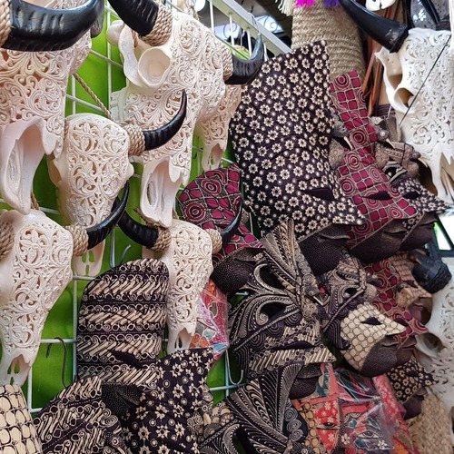 Ubud Market Crafts