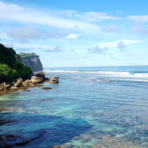 South Bali Beaches