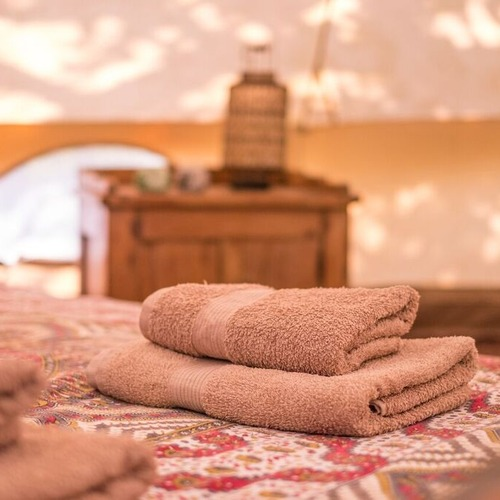 Hunza Ecolodge Glamping Tents Fresh Linens