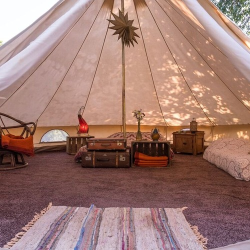 Hunza Ecolodge Glamping Tents