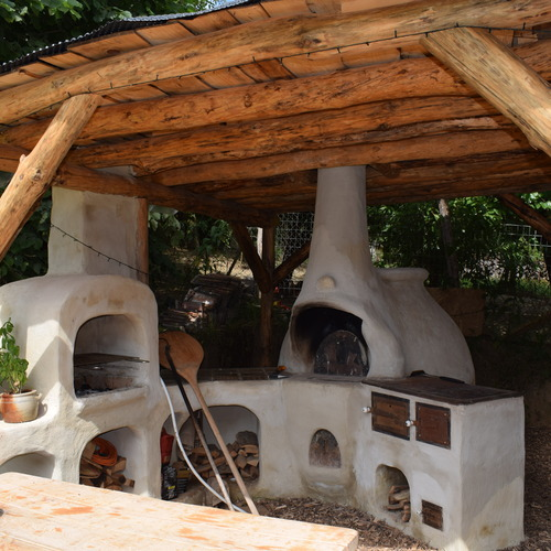 Hunza Ecolodge Wood Fired Pizza Ovens