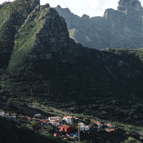 Masca Village - Tenerife Photo Credit Dave Ruck on Unsplash