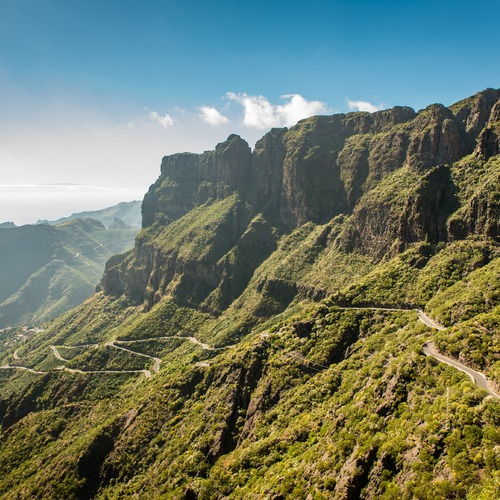 Tenerife Landscape Photo Credit Michal Mrozek on Unsplash