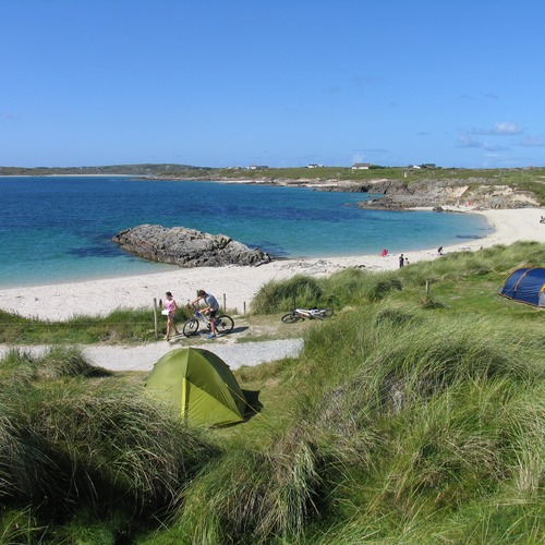 Clifden Eco Beach Camping