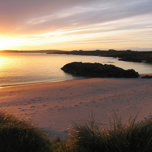 Clifden Eco Beach Sunset Beach