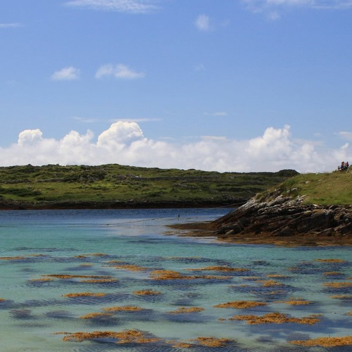 Clifden Eco Beach Sea