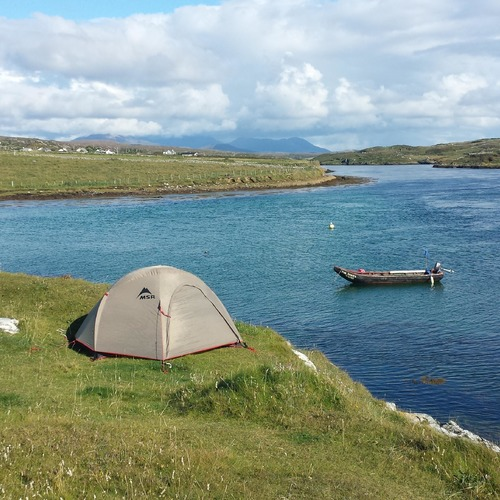 Clifden Eco Beach 2 Man Pitch