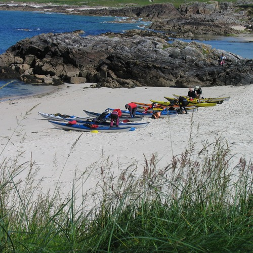 Clifden Eco Beach Kayaking