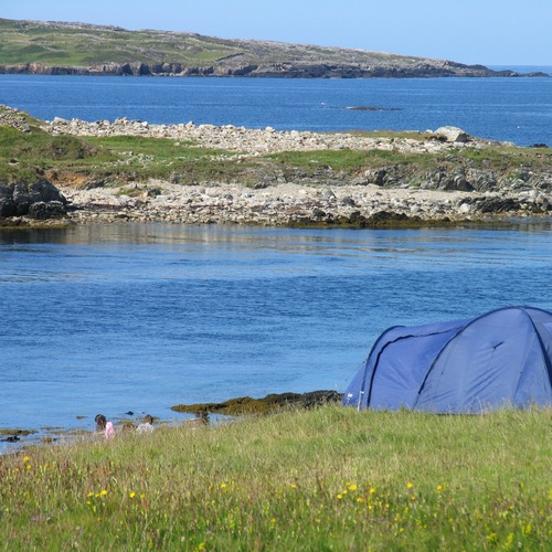 Clifden Eco Beach Family Pitch