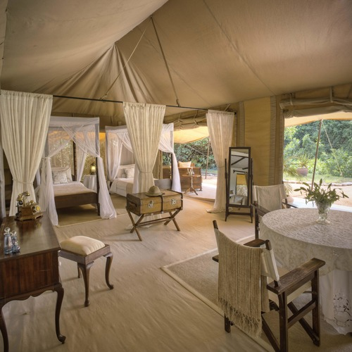 Cottars Family Tent Twin