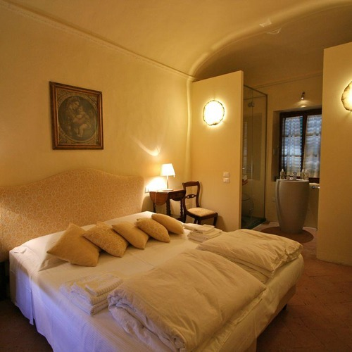 il Paluffo Manor House B&B Gialla Room
