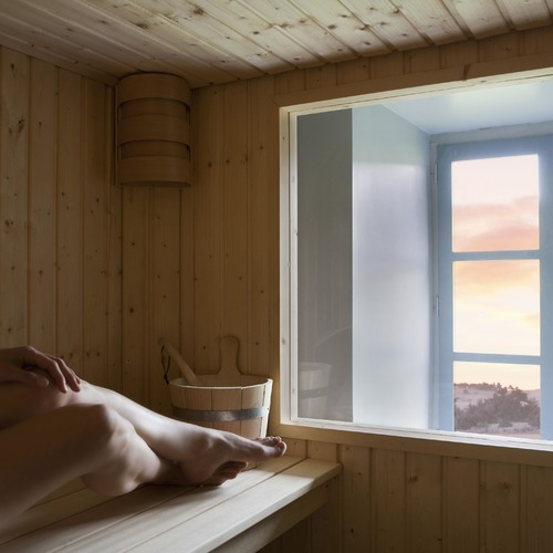 Instants D'Absolu Sauna Views