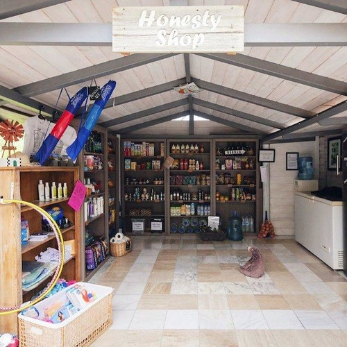 Lanzarote Retreats Honesty Shop