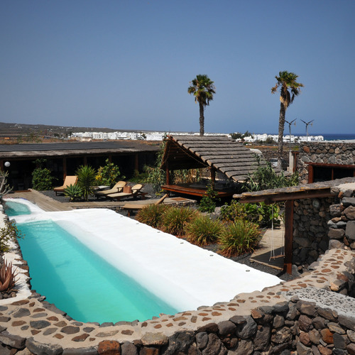 Lanzarote Retreats Communal Pools