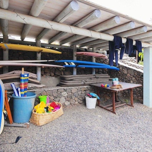Lanzarote Retreats Sports Shack