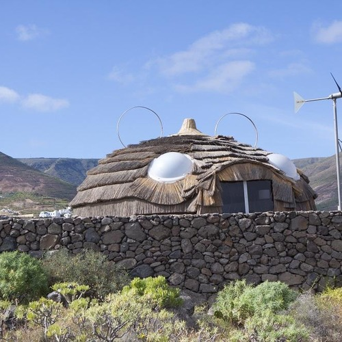 Lanzarote Retreats Beach Yurt