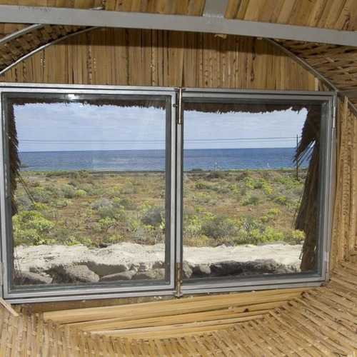 Lanzarote Retreats Beah Yurt Palm Pod Views
