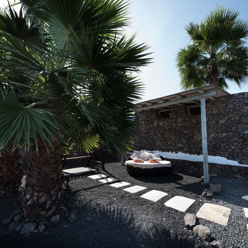 Lanzarote Retreats Casita Sunbed