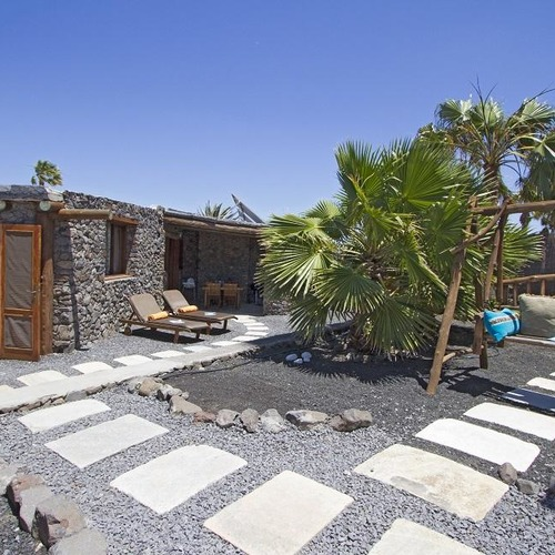 Lanzarote Retreats Casita Gardens