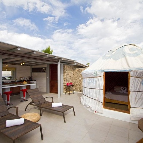 Lanzarote Retreats Chic Yurt