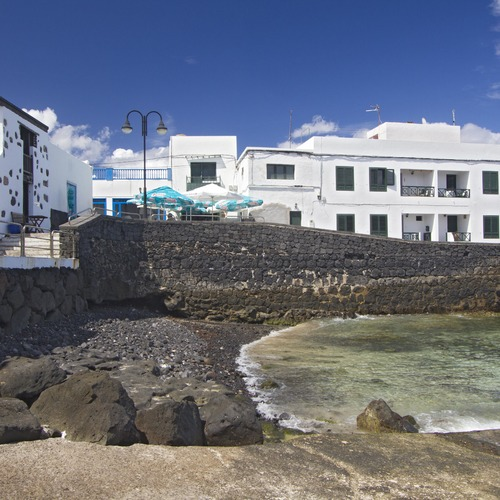 Lanzarote Retreats Fishermans Cottage Location