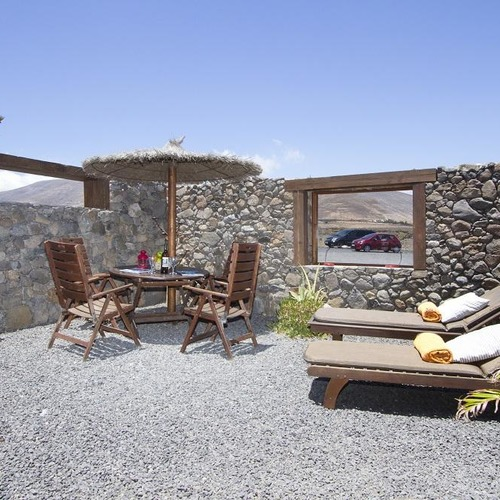 Lanzarote Retreats Garden Cottage Garden