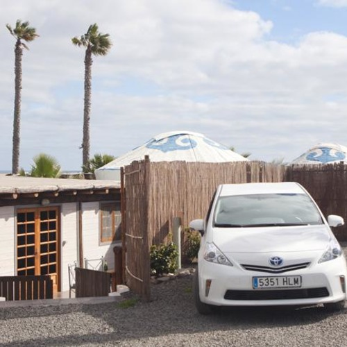Lanzarote Retreats Eco Lodge with Car Included