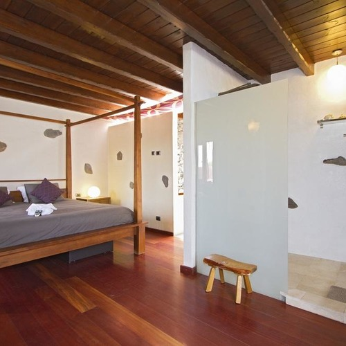 Lanzarote Retreats Luxury Farmhouse Master Bedroom