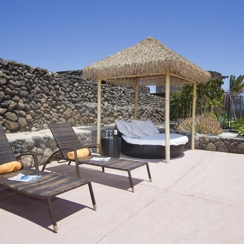 Lanzarote Retreats Luxury Villa Garden