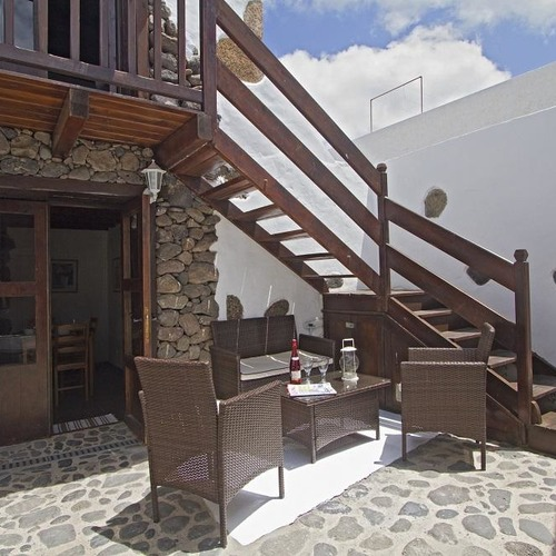 Lanzarote Retreats Fishermans Cottage Garden