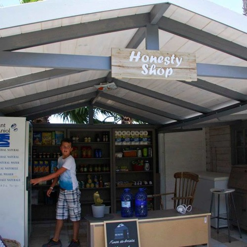Honesty Shop