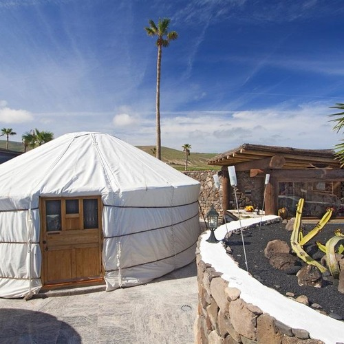 Lanzarote Retreats Yurt