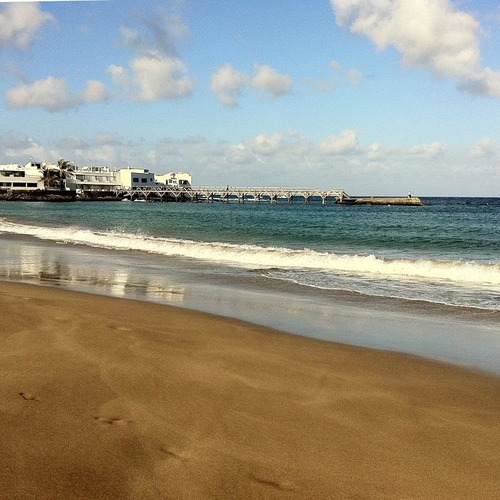 Lanzarote Retreats Beach