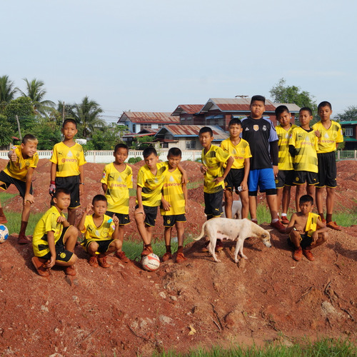 The local Football Team