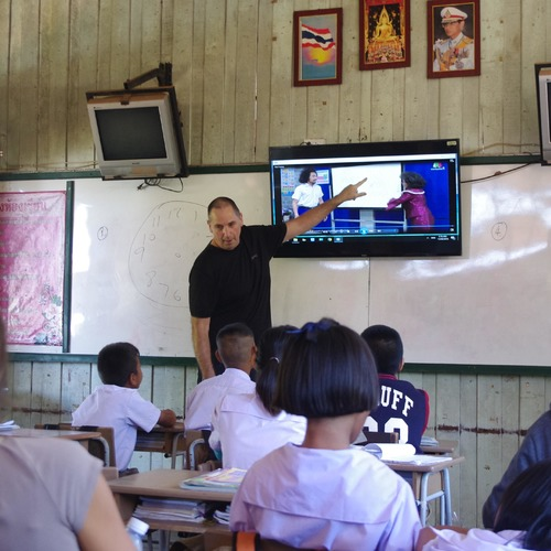 Volunt2Thai Teaching