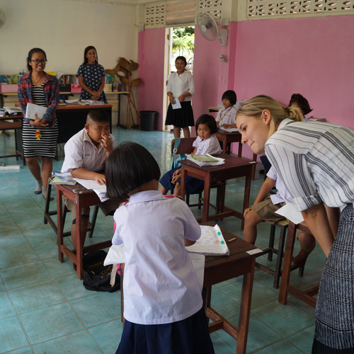Volunt2Thai Classrooms