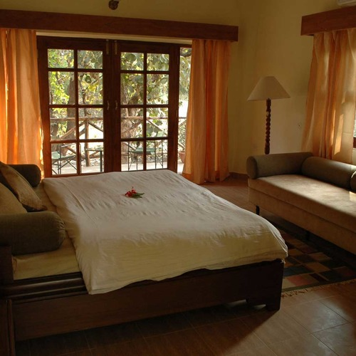 Bandhavgarh Jungle Lodge Deluxe Cottages